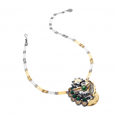 The Ottoman Garden Necklace