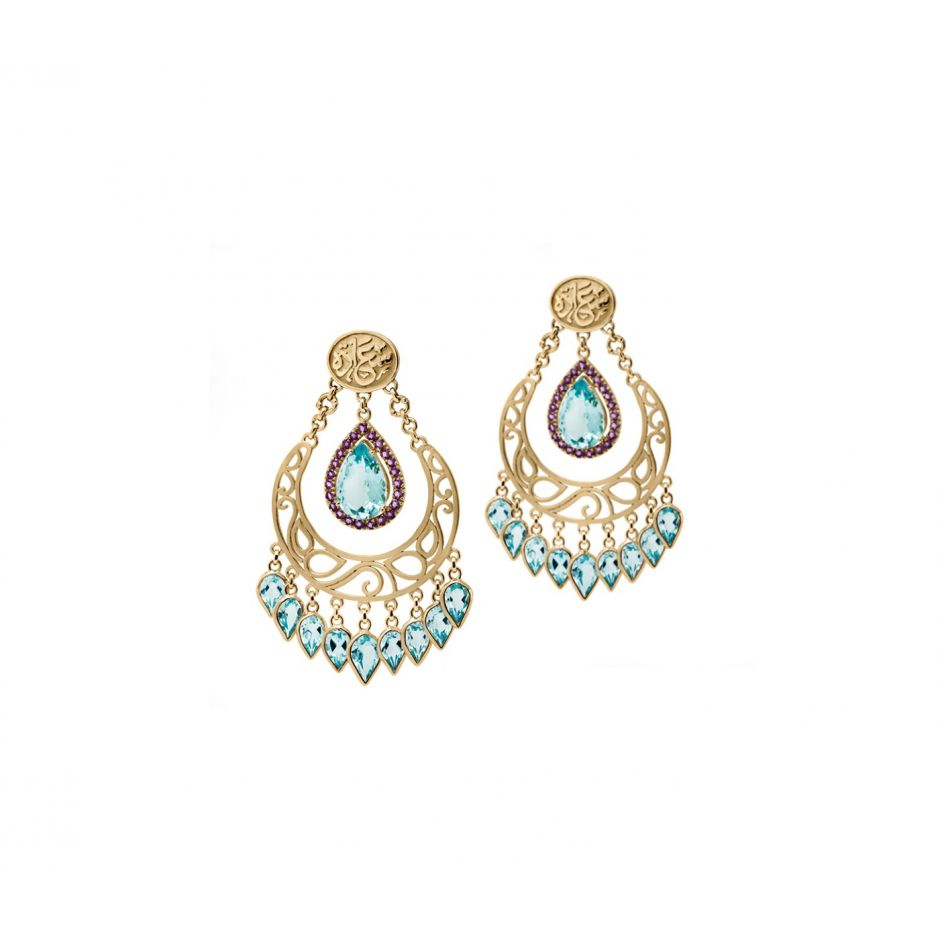 The 'Falahy' Earrings