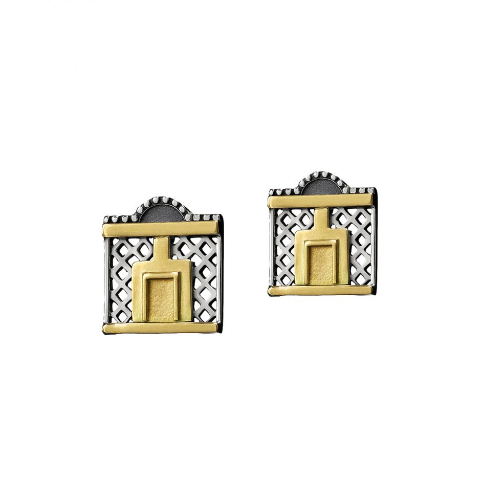 Nubian Charm Earrings