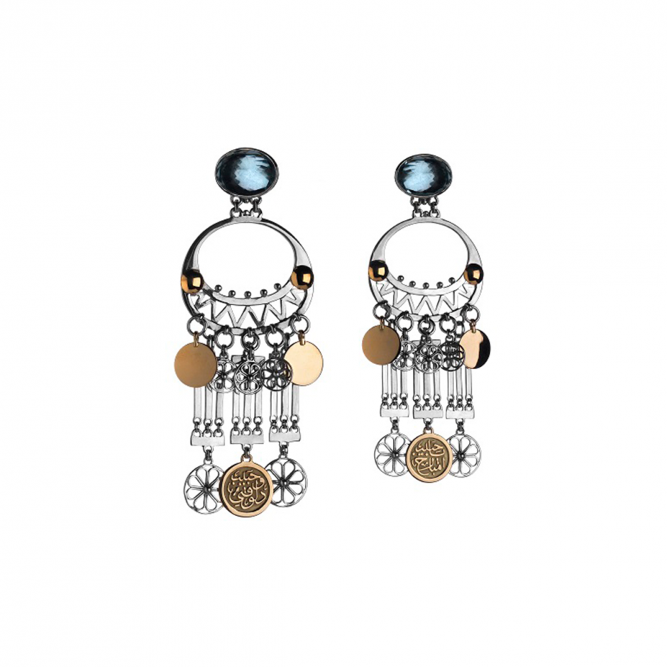 Classic Charms Earrings