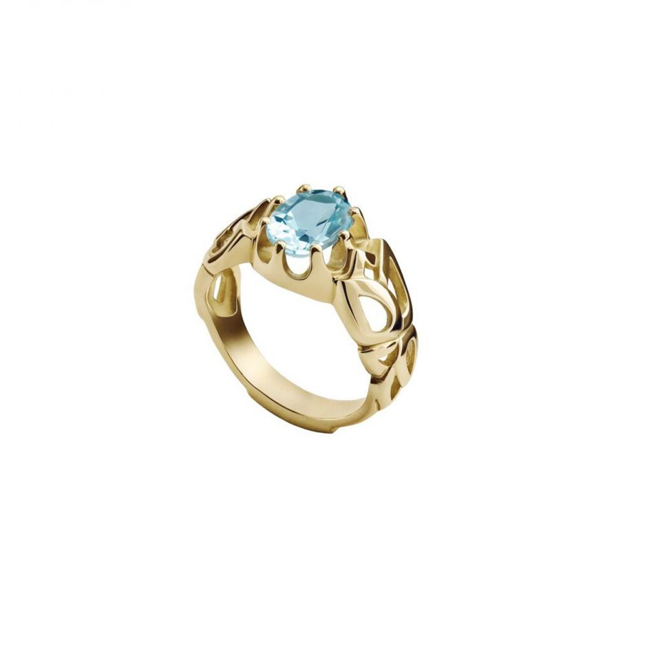 The Falahy Chevalier Ring