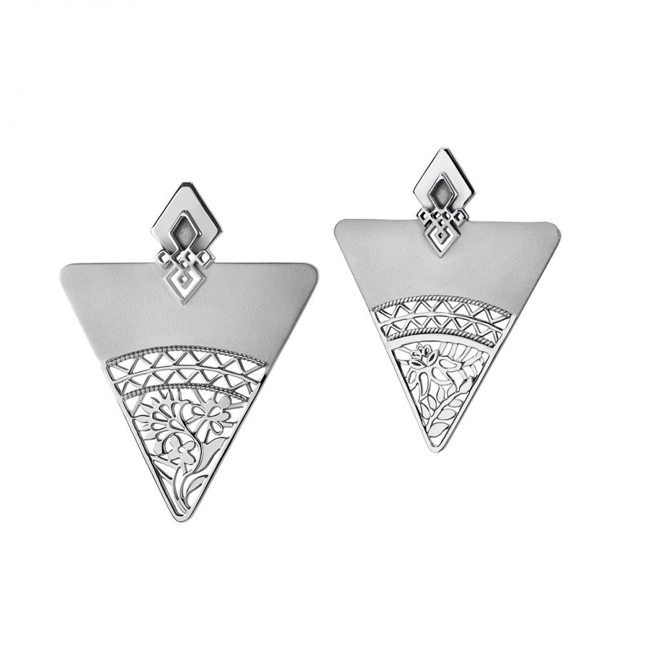 Fibula Earrings