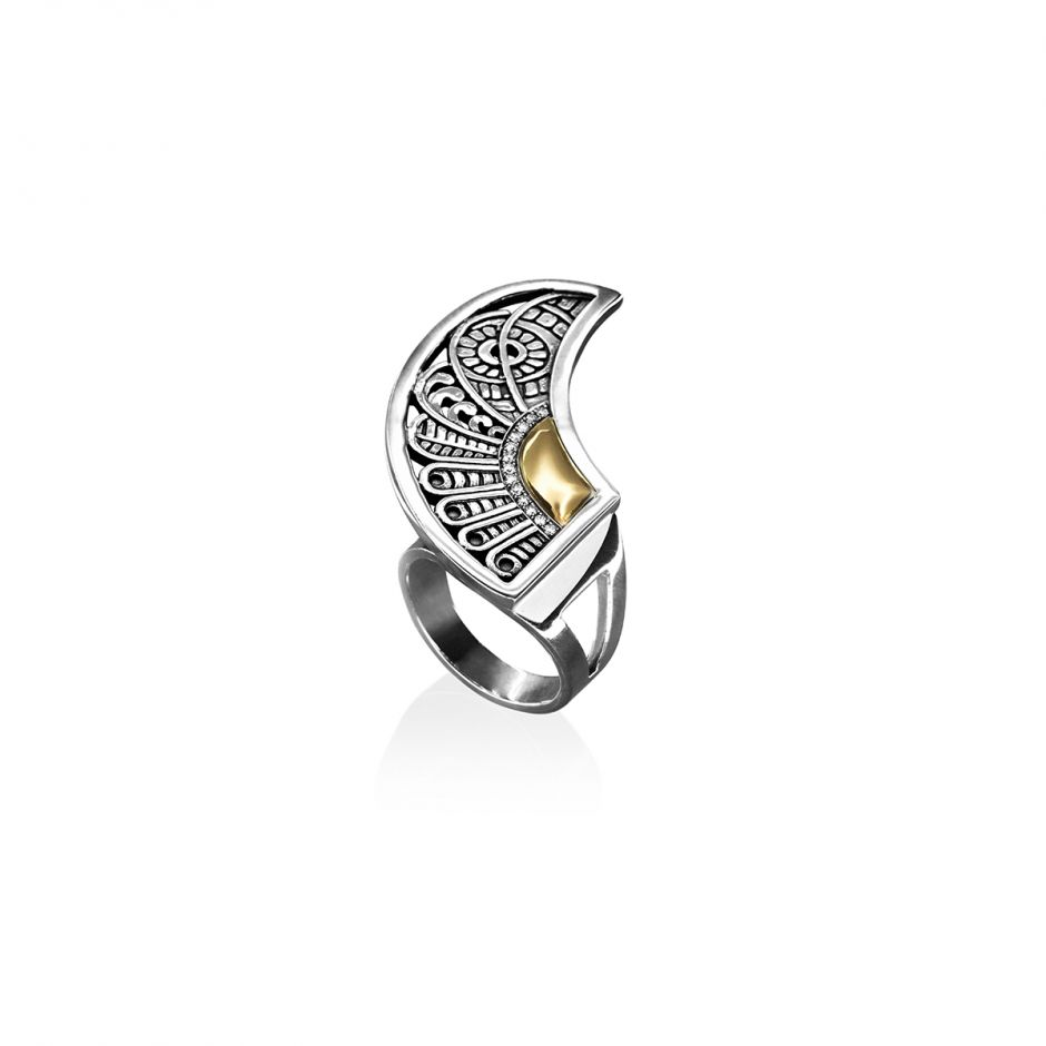 Cosmic Wing Ring