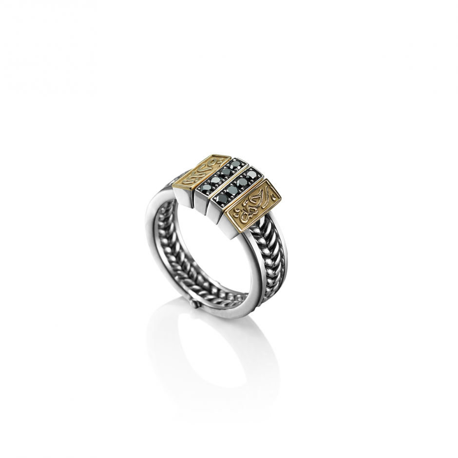 Circles of Eternity Band