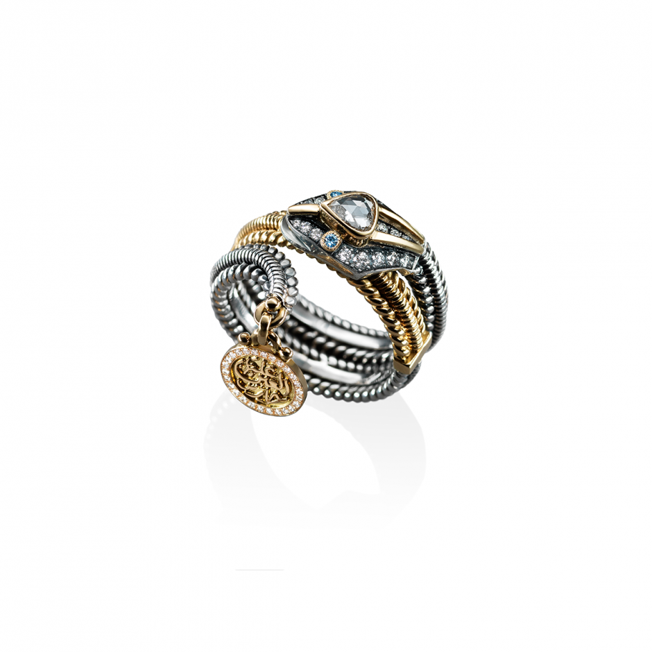 The Exclusive Snake Ring