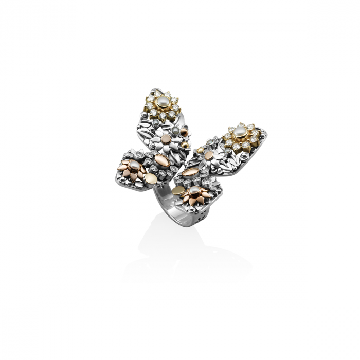The Butterfly Ring - Rings - Type